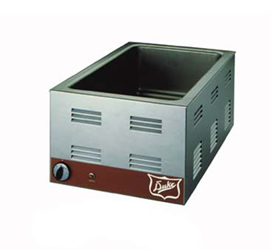 Duke ACTW-I Countertop 1-Pan Food Warmer w/ Infinite Control, Stainless