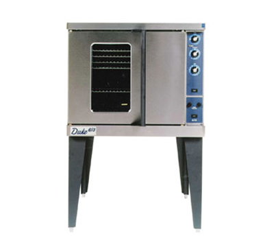 Duke 613-E3V Deep Depth Electric Convection Oven - 208/1v