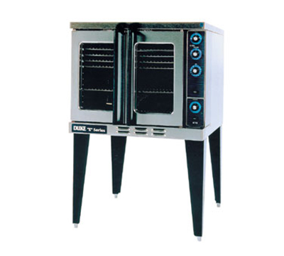 Duke E101-E Full Size Electric Convection Oven - 240/3v