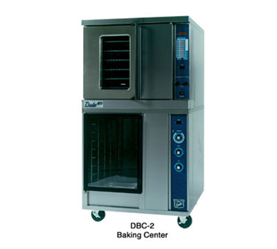 Duke 613-E3ZZ/PFB-2 2403 Full-Size Convection Oven/Proofer Combo - 10-Program Memory 240/60/3v