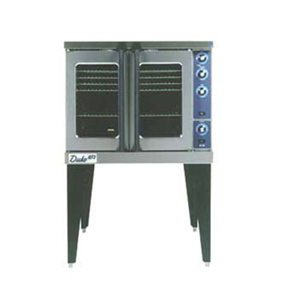 Duke 613Q-E3V Deep Depth Electric Convection Oven - 240/1v