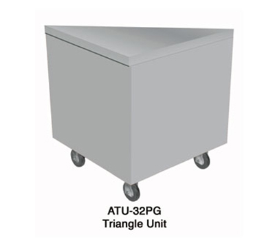 Duke ATU-45PG 217107 Triangle Unit w/ S