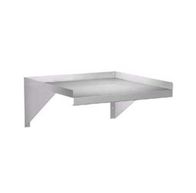 ... > Mounted Shelves > Wall Mounted Shelf For Microwave, 24x18x10-in