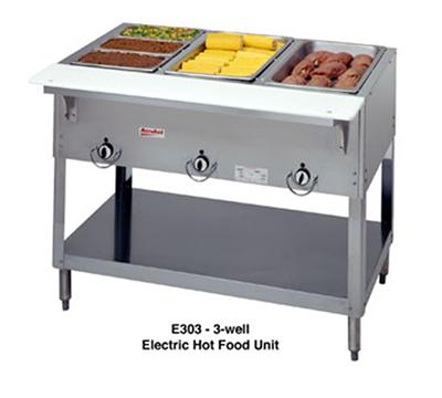 Duke E302SW2081 30.37-in Steamtable Hot Food