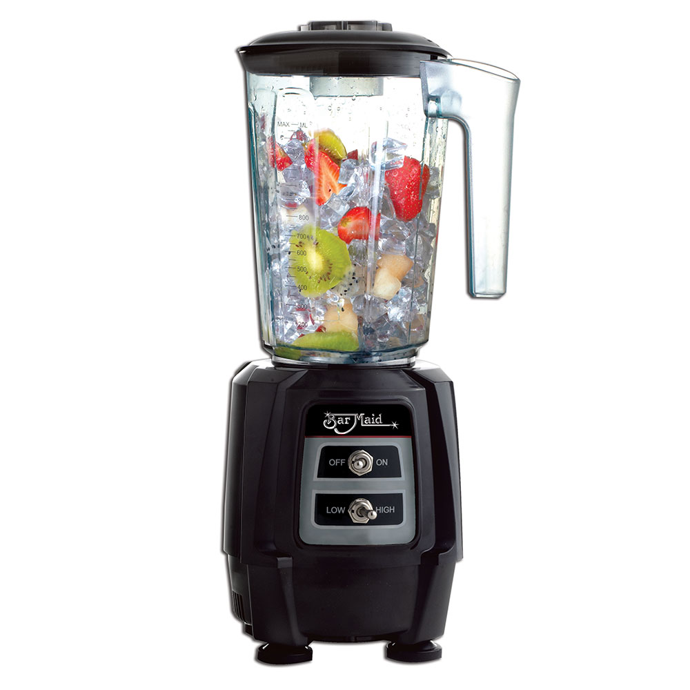 Bar Maid BLE-111 2-Speed Blender w/ 48-oz Polycarbonate Stackable Container, 2