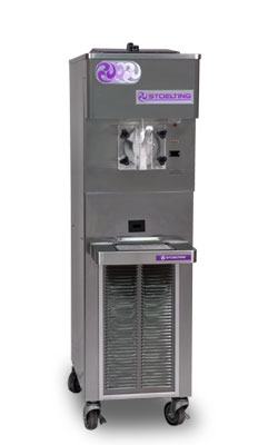 Stoelting F212-18 21.7-qt Shake Slush Freezer w/ 21.7-qt Hopper, Water Cooled, 208-230/1 V