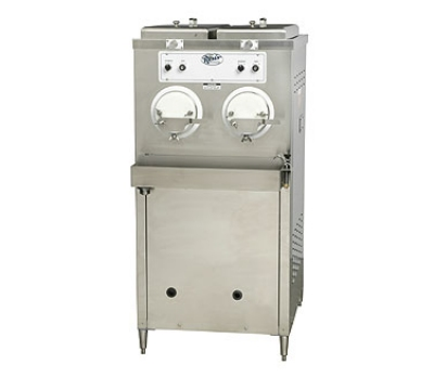 Stoelting M202-114 Custard Freezer w/ (2) 6-Gallon Hoppers, Water Cool, Export 380-415/50/3 V