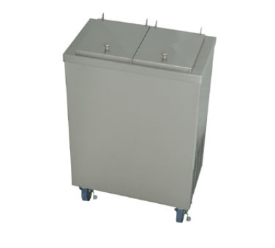 Stoelting MDC2-37 Ross Dipping Cabinet w/ 2-Bucket Capacity, Air Cool, 115 V