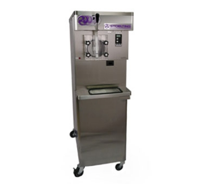 Stoelting U412-38 8.4-qt Milkshake Freezer w/ Pressurized Mix Feed, Air Cool, 208-230/1 V