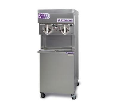 Stoelting U444-38 Soft Serve Freezer w/ (2) Flavors &