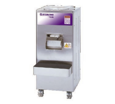 Stoelting VB80-114 30-qt Vertical Batch Freezer, Water Cooled, 2.7 HP, Export