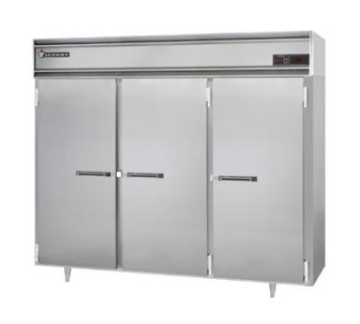 Victory RSA3DS7 Spec Line Refrigerator Solid Dr SS Ext Alum In Restaurant Supply