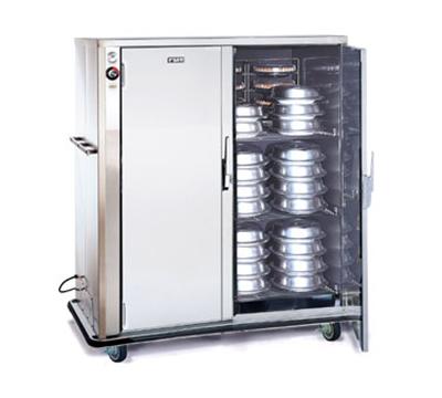 FWE - Food Warming Equipment A-120-2 120 A-Series Banquet Cart, 2-Door, 96-120-Plate Capacity, 11-in Max, 120V