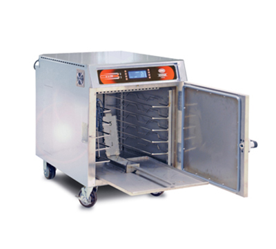 FWE - Food Warming Equipment CH-6-SK 220 Commercial Smoker Oven with Cook & Hold, 220-240/1v