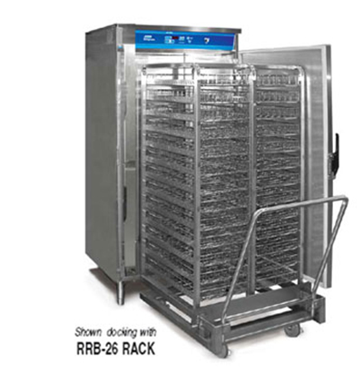 FWE - Food Warming Equipment CR-RB-26 115 Companion Roll-In Refrigerator, 1-Full Door, Stainless,
