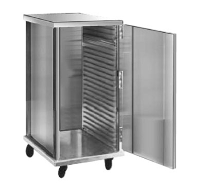 FWE - Food Warming Equipment ETC-1826-15-24 Enclosed Transport Cabinet, Intermediate Ht., 24 Sl