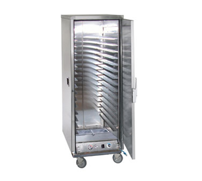 FWE - Food Warming Equipment ETC-1826-5PH Proofer-Heater Transport Cabinet, Under Counter, 5-Tray Cap., Stainless, 120v