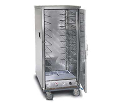 FWE - Food Warming Equipment ETC-UA-10PH Proofer-Heater Transport Cabinet, Full Height, 10-Tray Cap., Stainless, 220v/1ph