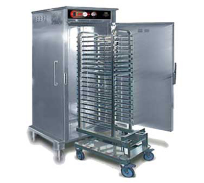 FWE - Food Warming Equipment HHC-CC-201SCC 208 Stationary Combi Companion Heated Holding Cabinet, 201-Rack Accommodation 208/1V