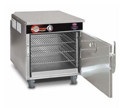 FWE - Food Warming Equipment HLC-2125-5220 Mobile Heated Holding Cabinet w/ 1-Compartment, Under Counter, 3-Shelves, 220/1V