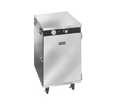 FWE - Food Warming Equipment HLC-7220 Handy Line Heated Cabinet w/ 1-Comp., Mobile, Half Height, 7-Pan Racks, 220/1V