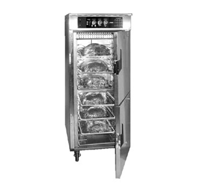 FWE - Food Warming Equipment LCH-1826-18 220 Cook-Hold Mobile Cabinet, Low-Temp., Full-Size, 200lb Cap., Stainless, 220/1V