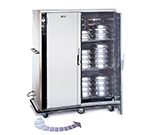 FWE - Food Warming Equipment P-180-2-XL 120 P-Series Banquet Cart w/ 2-Doors, 150/180-12.375in Round Plate Capacity, 120V