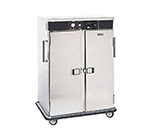 FWE - Food Warming Equipment PST-32 120 Mobile Heated Cabinet w/ 2-Doors, 32-Pan Capacity, Double Comp., Stainless, 120V