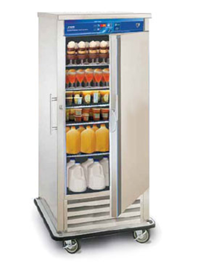 FWE - Food Warming Equipment RF-30 120 Mobile Refrig/Freezer Convertible, 10-Pan Capacity, Stainless, 120V