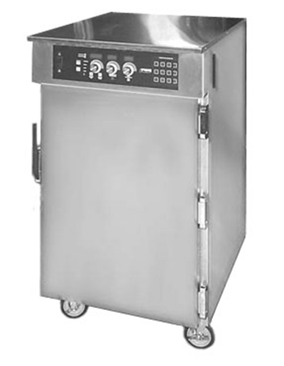 FWE - Food Warming Equipment RH-10 2081 Rethermalizer-Holding, 10-Slides, 10-Bun Pans/80-Meal Trays, Stainless, 208/1V
