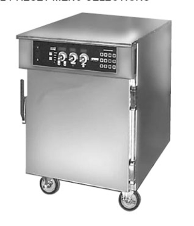 FWE - Food Warming Equipment RH-B-12 220 Rethermalizer-Holding, Dual Cycle, 12-Baskets or 120-Meal Capacity, 220/1V