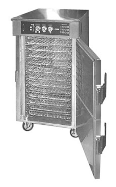 FWE - Food Warming Equipment RH-B-24HO 2083 High-Output, Rethermalizer-Holding, 24-Baskets or 240-Meal Capacity, 208/3V