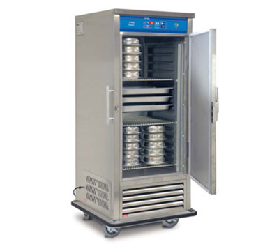 FWE - Food Warming Equipment UFS-10-GN 208 Mobile Freezer, 1-Section, Full Bumpe