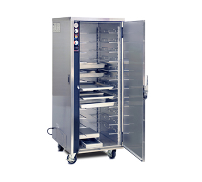 FWE - Food Warming Equipment MTU12 Heated Cabinet, Mobile, Humidified, Casters, Stainless, Energy Star