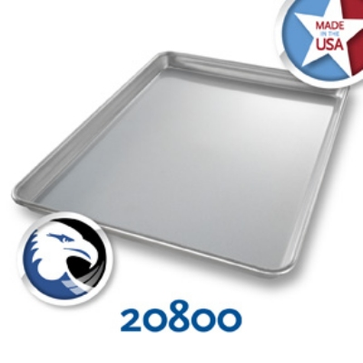 Chicago Metallic 20800 Jelly Roll Pan, 12-