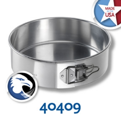 Chicago Metallic 40409 Spring Form Cake Pan,