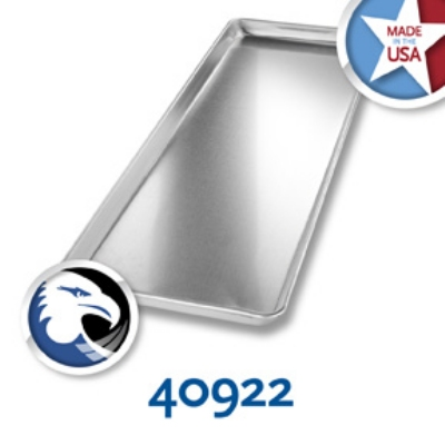 Chicago Metallic 40922 Display Pan, 9 x 26-in, Anodized Alum
