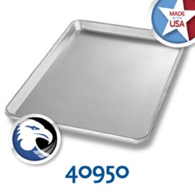 Chicago Metallic 40950 1/2-Size Sheet Pan, Aluminum
