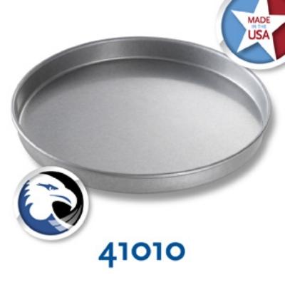 Chicago Metallic 41010 Cake Pan, 10 x 1-in