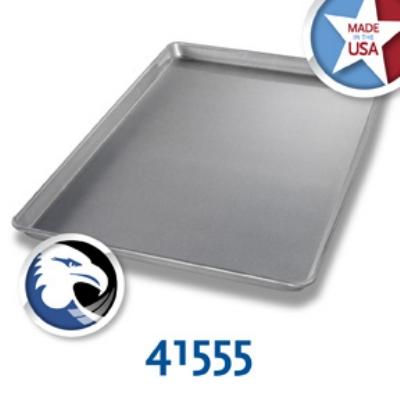 Chicago Metallic 41555 Full-Size Sheet Pan, Aluminized Steel, Glazed