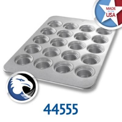 Chicago Metallic 44555 Large Crown Muffin Pan,