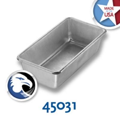 Chicago Metallic 45031 Glazed Individual Seamless Bre