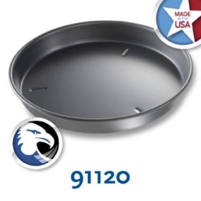 Chicago Metallic 91120 Deep Dish Pizza, 12 x 1.5-in, Aluminum