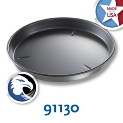 Chicago Metallic 91130 Deep Dish Pan, 13 x 1.5-in, Aluminum