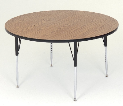Correll A48-RND 06 Round Activity Table w/ O