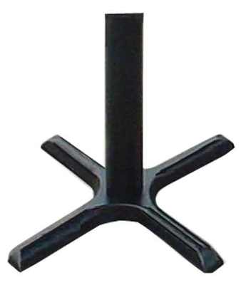 Correll BX33-T 33-in X-Base w/ Table Height Column