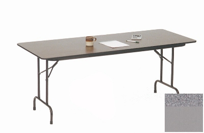 Correll CF1848M 15 Melamine Folding Table w/ 5