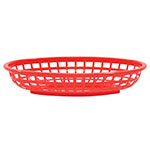 Tablecraft 1074R Classic Basket, 9-3/8 in x 6 in x 1-7/8 in,