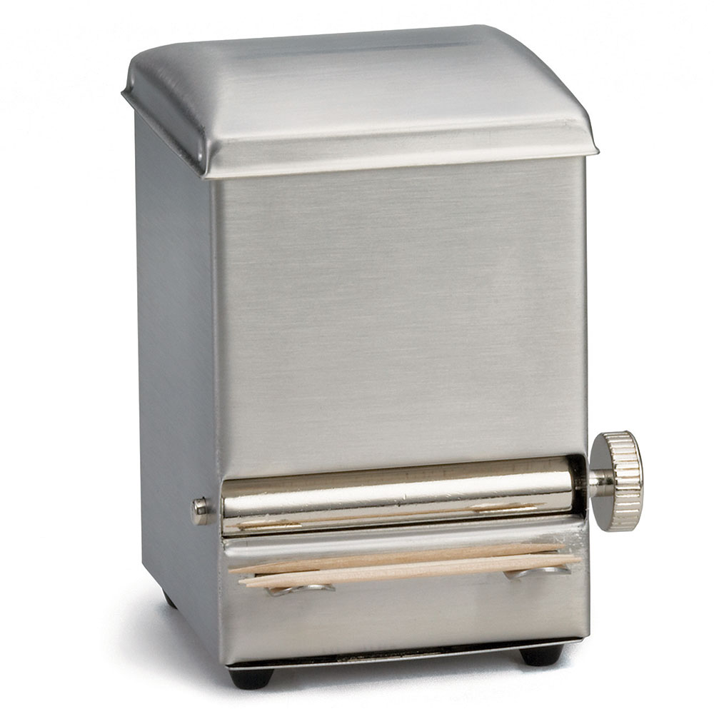 Tablecraft 236 Toothpick Dispenser, Stainless