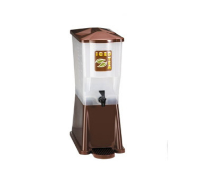 Tablecraft 354DPH Beverage Dispenser, 3 Gallon, Heavy Duty Faucet, Brown